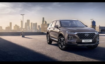 Hyundai Santa Fe Wallpapers