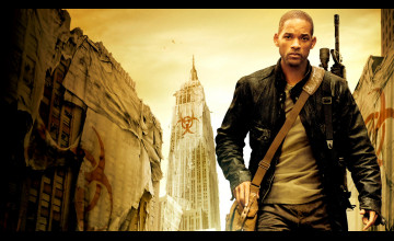 I Am Legend Wallpapers