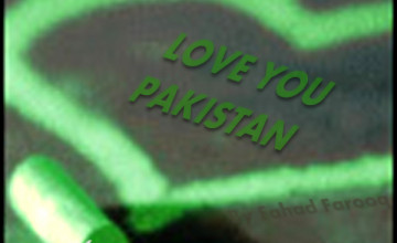 I Love Pakistan Wallpapers