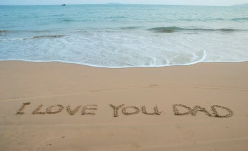 I Love You Daddy Wallpaper