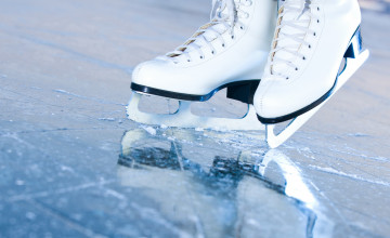 Ice Skating Wallpaper
