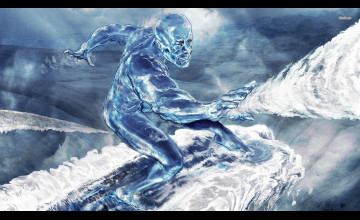 Iceman Background