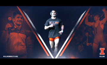 Illinois Wrestling Wallpaper