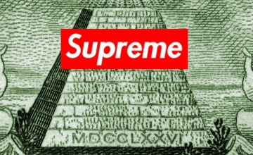 Illuminati Supreme iPhone Wallpaper