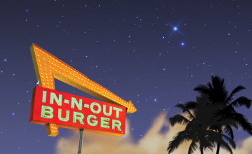 In-N-Out Burger Wallpapers