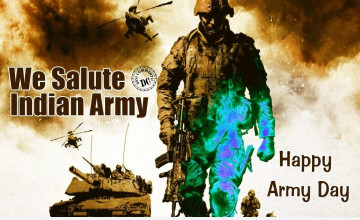 Indian Army Day Wallpapers