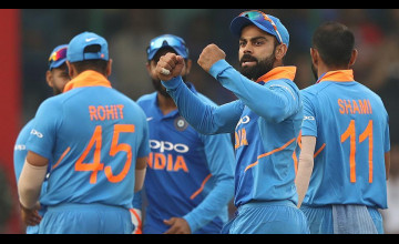 Indian Cricket Team 2019 Wallpapers