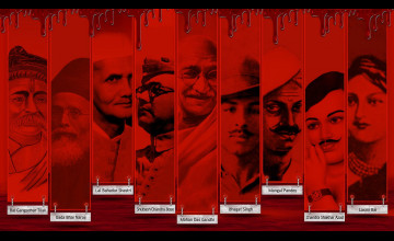 Indian Freedom Fighters Wallpapers