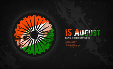 Indian Independence Day Hd Pic Wallpaper 2015