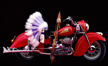 Indian Motorcycles Wallpaper