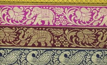Indian Print Wallpaper