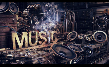 Industrial Music Wallpapers