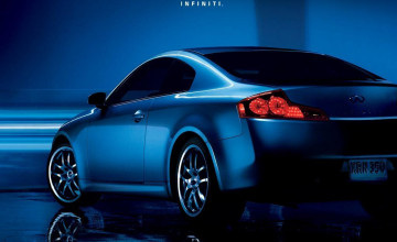 Infiniti G35 Coupe Wallpaper