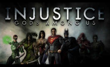 Injustice Gods Among Us Wallpaper