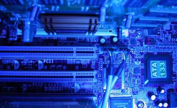 Inside Computer Wallpaper