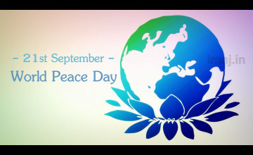 International Day Of Peace Wallpapers
