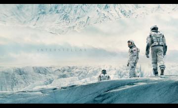 Interstellar 4K Wallpaper