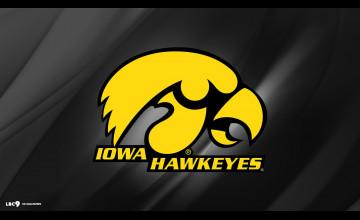 Iowa Hawkeye Wallpaper for iPad