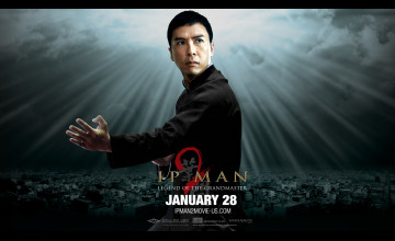IP Man Wallpaper HD