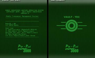 iPad Mini Lock Screen Wallpaper