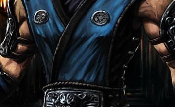 iPhone 5S Mortal Kombat Wallpaper