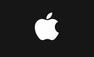 iPhone 6 Apple Logo Wallpaper