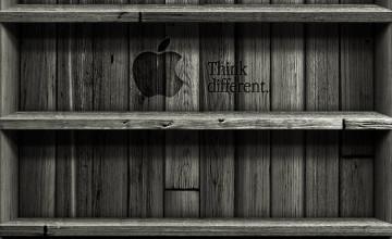 iPhone 6 Plus Shelf Wallpaper