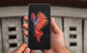 iPhone 6s Motion Wallpapers