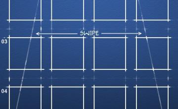 iPhone Wallpaper Shelves Templates