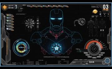 Iron Man Screensavers and Wallpaper