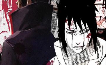 Itachi and Sasuke Wallpaper