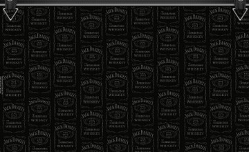 Jack Daniels Wallpaper Border