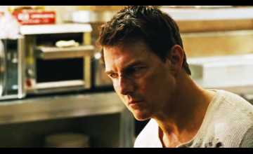 Jack Reacher Tom Cruise Wallpaper