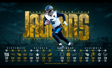 Jacksonville Jaguars 2018 Wallpapers