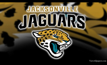 Jacksonville Jaguars New Logo Wallpapers