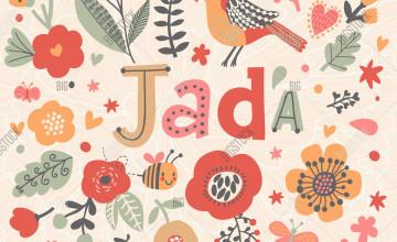 Jada Background
