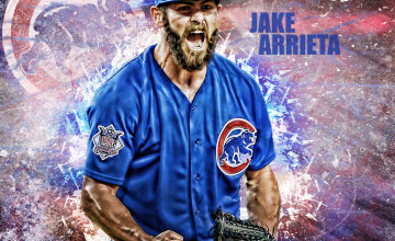 Jake Arrieta Wallpapers