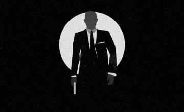 James Bond iPhone Wallpaper
