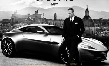 James Bond Spectre Wallpaper