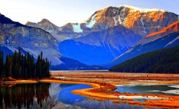 Jasper Alberta Wallpaper