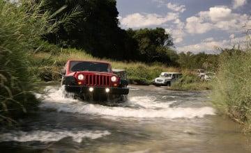 Jeep JK HD Wallpaper