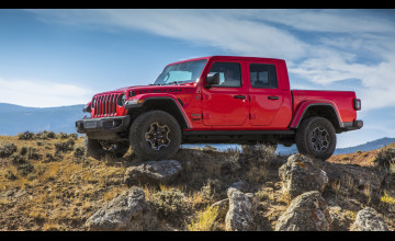 Jeep Rubicon Gladiator Wallpapers