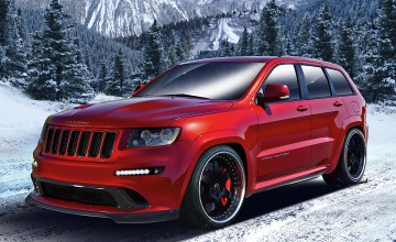 Jeep SRT Wallpaper