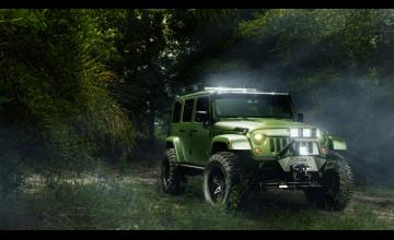 Jeep Wrangler Wallpaper Widescreen