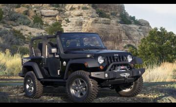 Jeep Wrangler Wallpapers Desktop