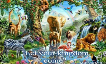 Jehovah Paradise Wallpaper