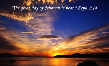 Jehovah's Witnesses Wallpapers for Computer