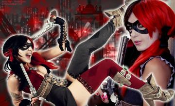 Jessica Nigri Harley Quinn Wallpapers