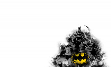 Jim Lee Batman Wallpaper