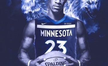 Jimmy Butler Minnesota Timberwolves Wallpapers